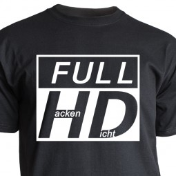 "Nukular T-Shirt ""Full HD"" (Hacken Dicht)"