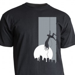 "Nukular T-Shirt ""Batman Mond"""